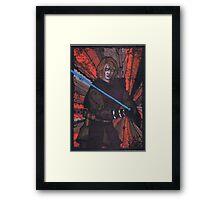 Anakin Skywalker, Star Wars Framed Print