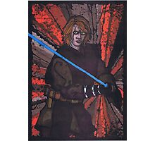 Anakin Skywalker, Star Wars Photographic Print