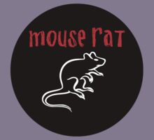 Mouse Rat Kids Tee