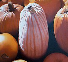 The Pumpkin Congregation by Gabriel Wells
