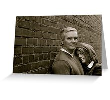 25th Wedding Anniversary Greeting Card