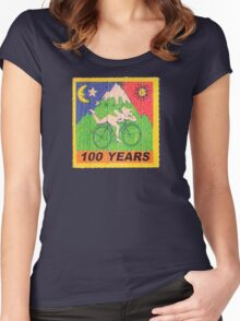 100 Years... Women's Fitted Scoop T-Shirt