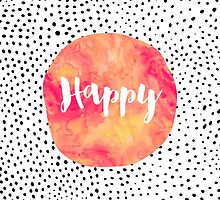 Happy by Elisabeth Fredriksson