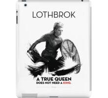 Awesome Series - Lagherta Lothbrok  iPad Case/Skin