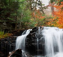 Glen Fall by martinilogic