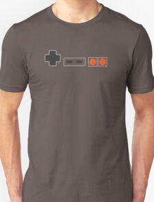 NES Controller Buttons - Colour Unisex T-Shirt