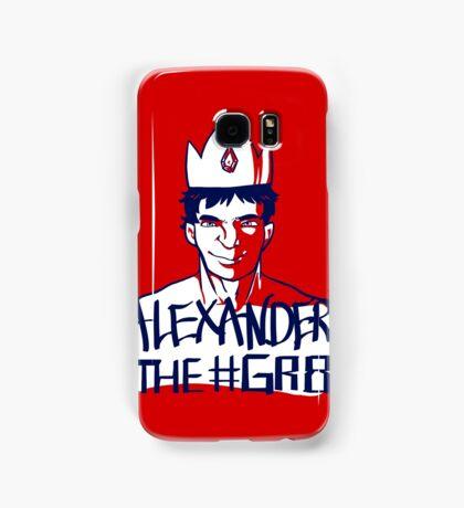 Alexander the GR8 Samsung Galaxy Case/Skin