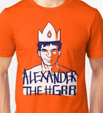 Alexander the GR8 Unisex T-Shirt