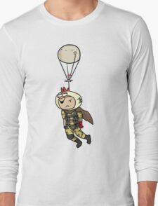 Metal Gear Solid Fulton Snake Long Sleeve T-Shirt