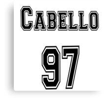 Camila Cabello Canvas Print