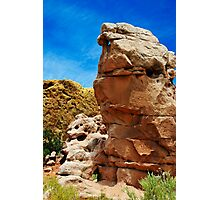 Turquoise Trail Photographic Print