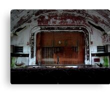 Opera Theatre Canvas Print