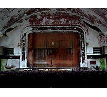Opera Theatre Photographic Print