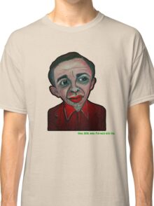 WOW. BOB. WOW. FIRE WALK WITH ME - from 'The Peaks' range Classic T-Shirt