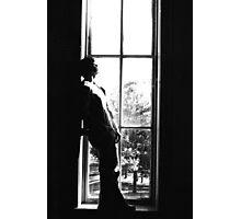 A melancholic Dusk. Photographic Print