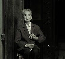 Shanghai lady by PeterDamo