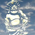 """Buddha In The Sky"" by Ray Schiel"