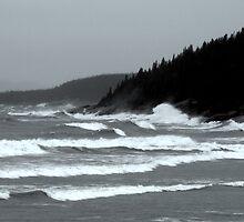 The Fury on Lake Superior, Marathon ONtario Canada by loralea