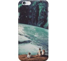 Astronomical Limits II iPhone Case/Skin