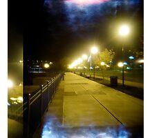 Peoria riverside Photographic Print