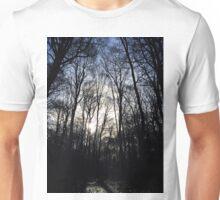 Winter Woodland Walk Unisex T-Shirt