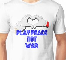 Play Peace  Unisex T-Shirt