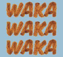 WAKA WAKA WAKA One Piece - Short Sleeve