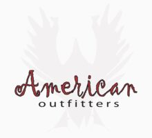 Eagle - American Outfitters by Jake Harshman
