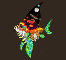 Galaxy Fish Unisex T-Shirt