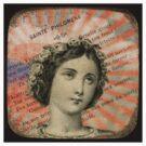 Sainte Philomene by Melanie  Dooley