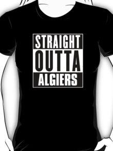 Straight outta Algiers! T-Shirt