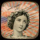 St Philomena by Melanie  Dooley