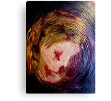 Bloody Nightmare Canvas Print