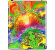 Psychedelic World iPad Case/Skin