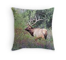 Fall Royal Throw Pillow