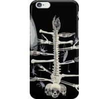 Studly spent hours wondering where to put the fairy... iPhone Case/Skin