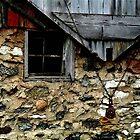 Field Stone Barn by BarnArtandMore