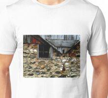 Field Stone Barn Unisex T-Shirt