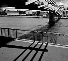 London Millenium Bridge by LeanneMM