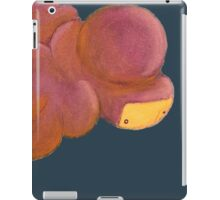 uni the cutest cloud-urchin iPad Case/Skin