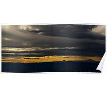 Turbulent Dawn Poster