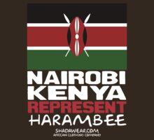 Kenya Represent by kaysha