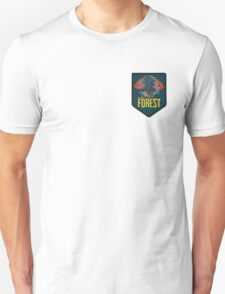 THE FOREST PATCH Unisex T-Shirt