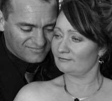 Margueritte & Chris 2 by greyboximages