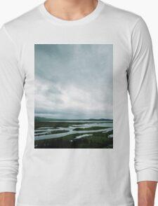 Thingvellir National Park Long Sleeve T-Shirt