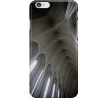 Hallgrímskirkja II iPhone Case/Skin