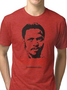 Steve Biko - Afrian Hero Tri-blend T-Shirt
