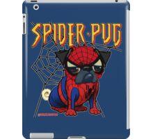 SPIDERPUG iPad Case/Skin