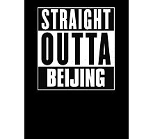 Straight outta Beijing! Photographic Print