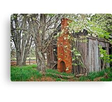 Old Boyanup House Canvas Print